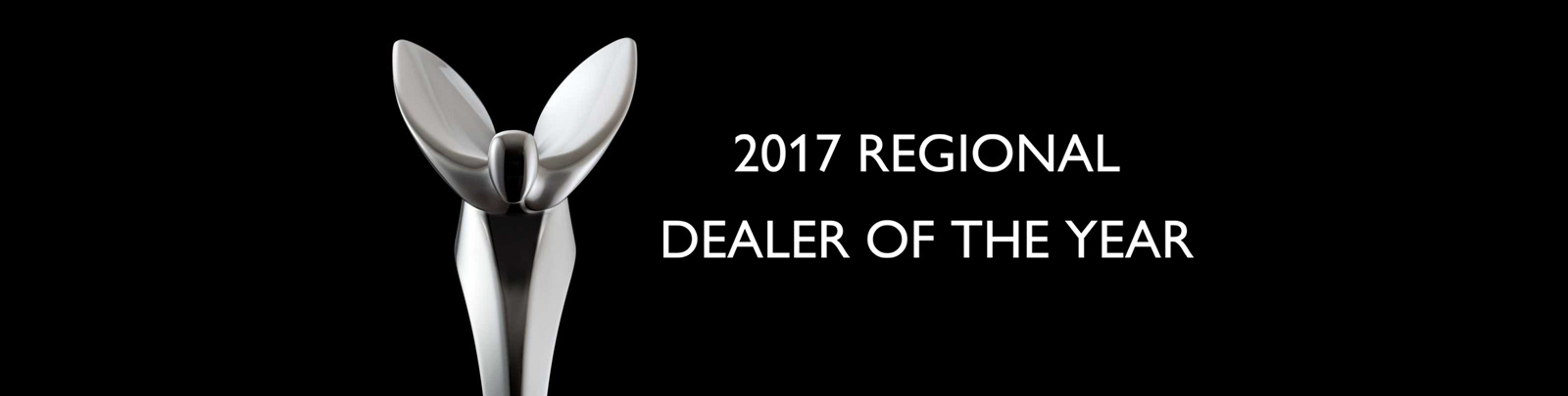 2017 REGIONAL DEALER OF THE YEAR