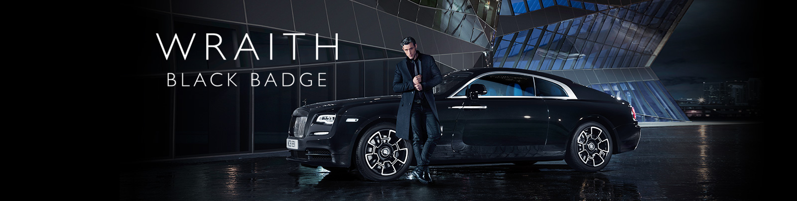 Wraith Black Badge